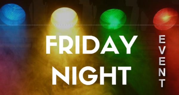 ASRC Friday Night Event